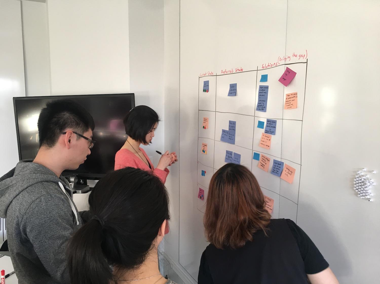 scenario building workshop