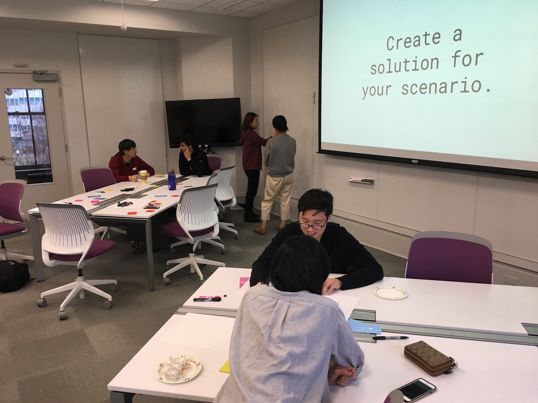 solution building workshop