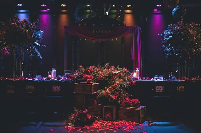 A very unique and offbeat wedding from Ashley and Jon. This vintage yet edgy style truly captured thier personalities and thier amazing story together.  Photo | @laursenphoto  @kiahsextonphotography @baraowas Planner | @charmedaffair  Florist | @flowerblossomfarm  DJ | @giovanni.dimola Venue | @helsinkihudson