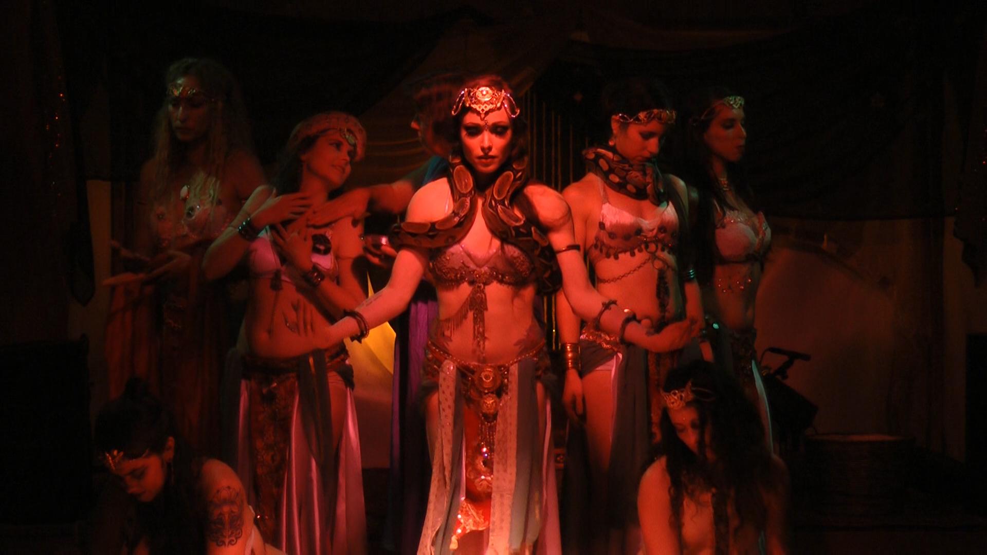 "Dakini Rose Devadasi present ""Pythia Awakening"""