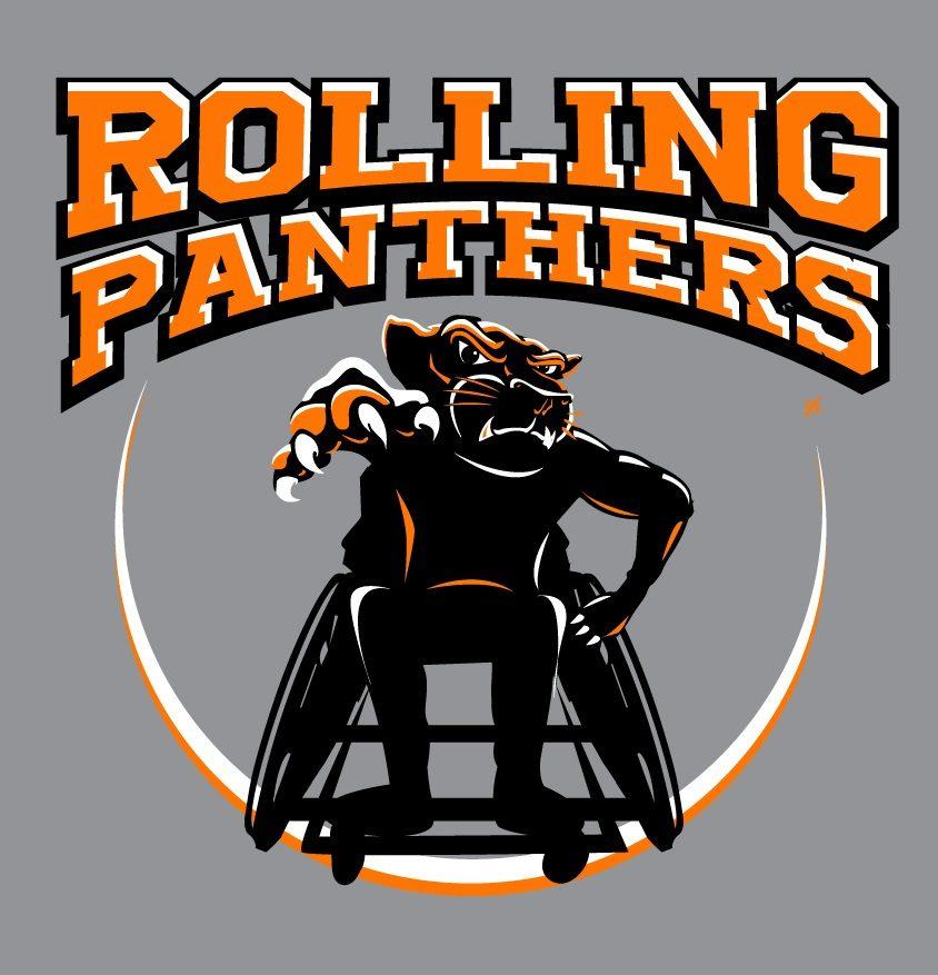 Rolling Panthers logo