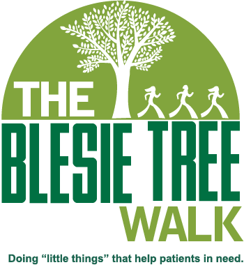 The Blesie Tree supports the Ghosh Center to do the little things that help patients in need.