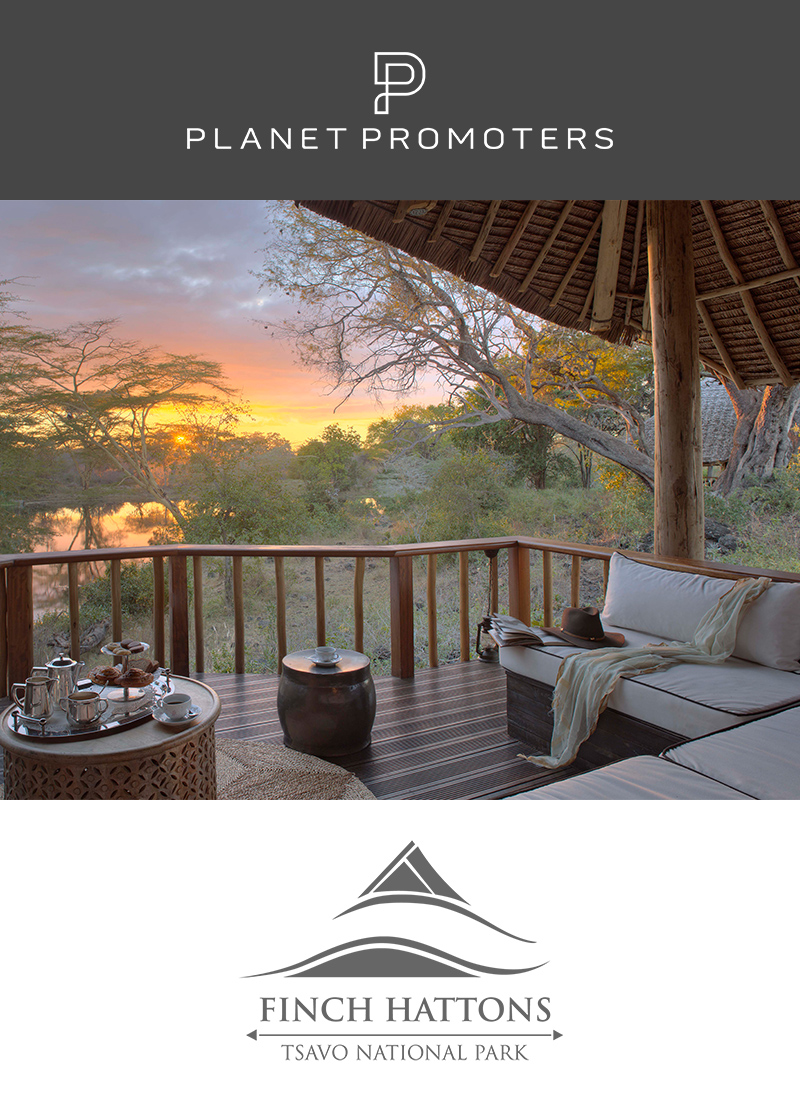 Finch Hattons Luxury Tented Camp | Kenya