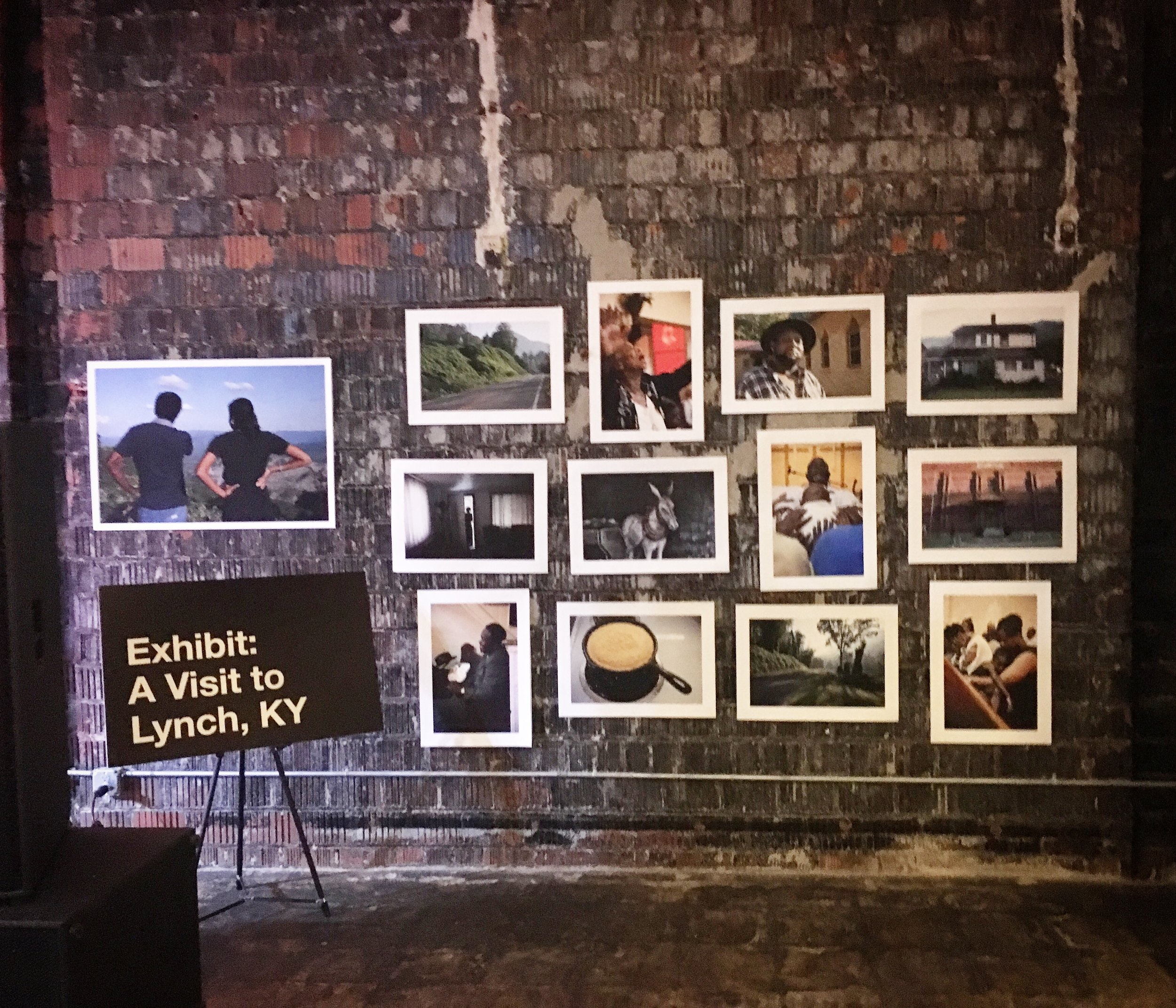 Exhibit: A Visit to Lynch, KY by  Sarah Hoskins , displayed at TEDxCorbin