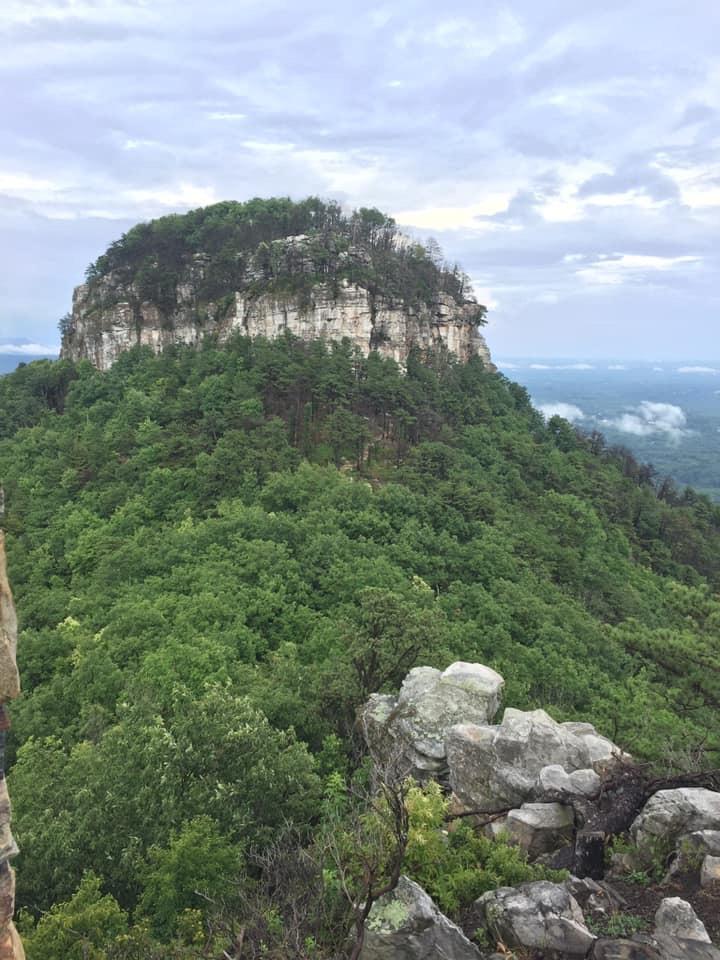 Pilot Mountain, NC Photo credit: Sydney Vance