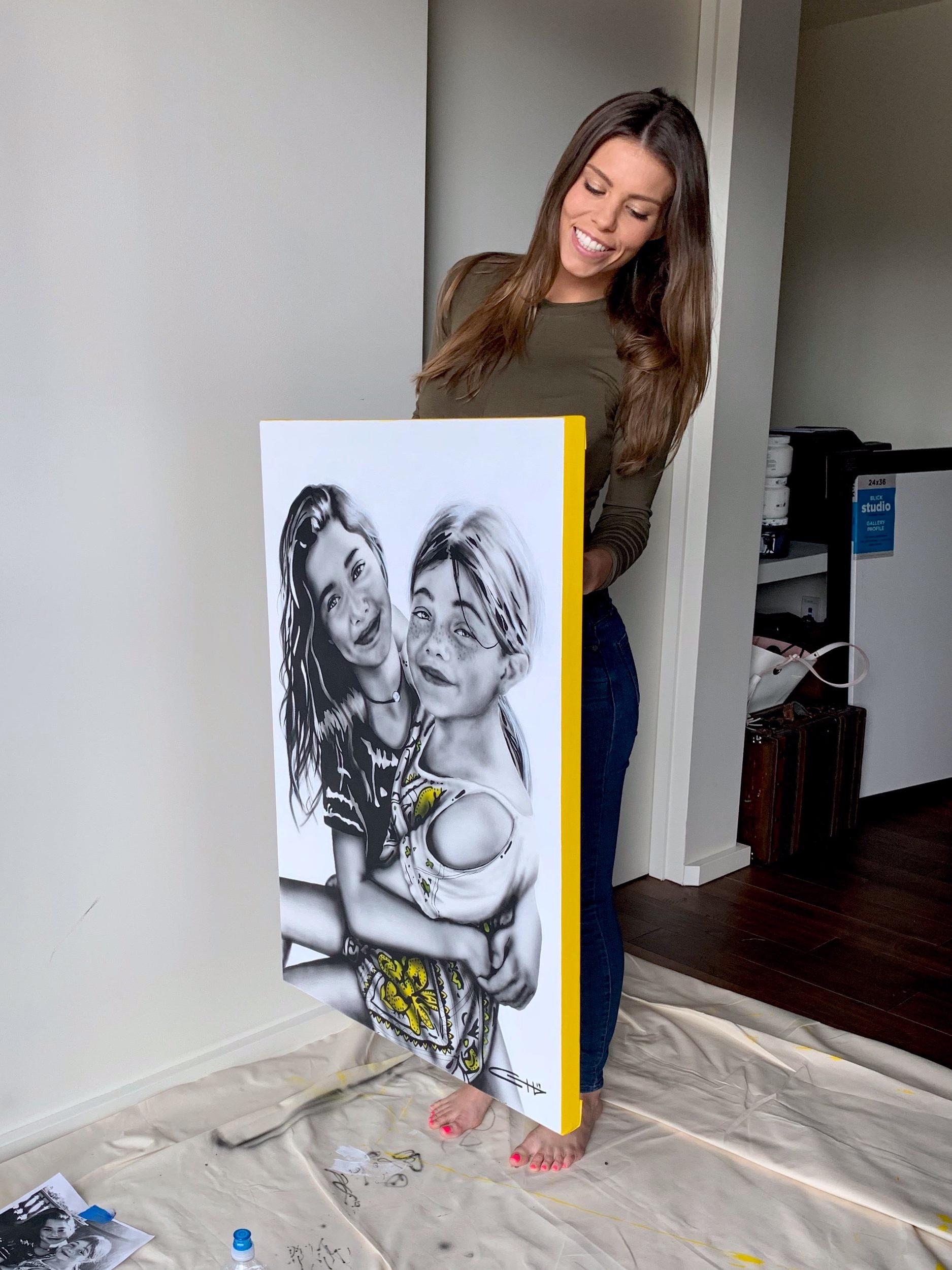 portrait of sisters 4