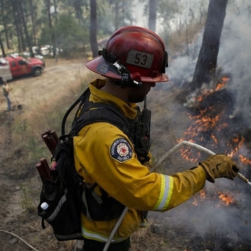 COMMUNITY WILDFIRE PROTECTION -