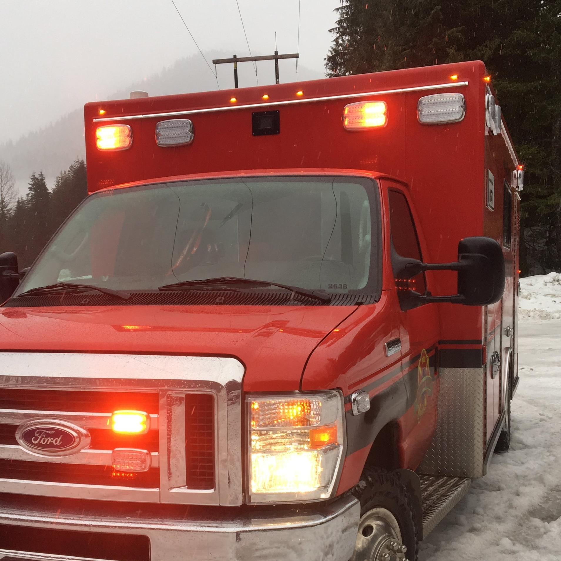 EMERGENCY MEDICAL SERVICES -