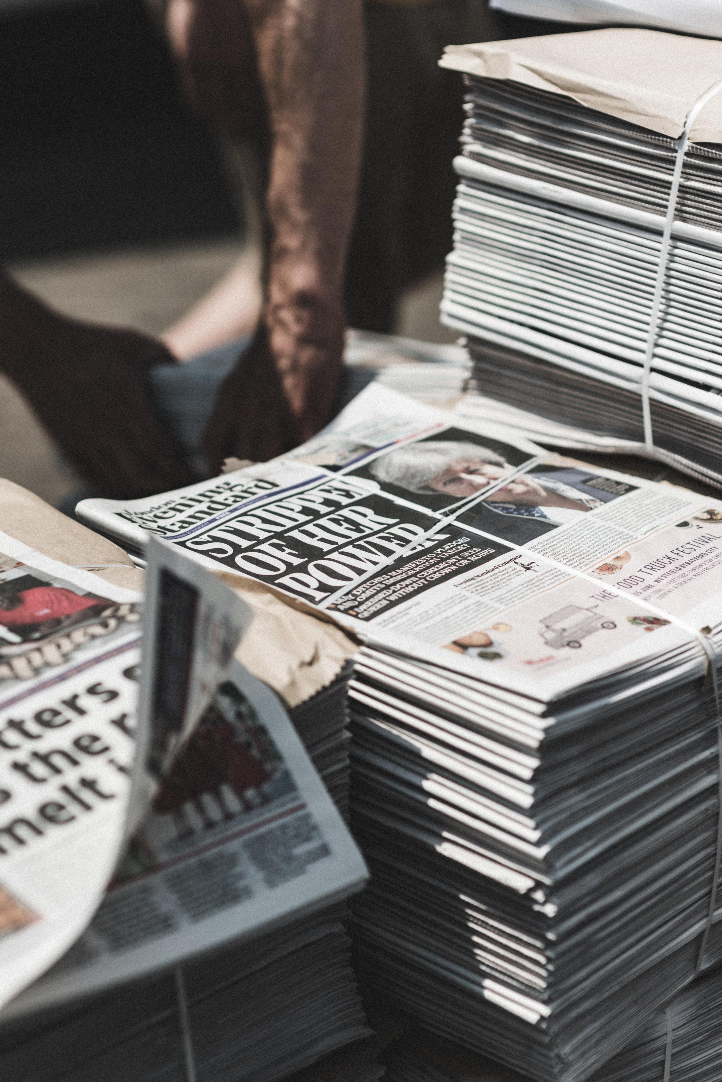 Newspapers aren't very nice to Theresa Bae. :(