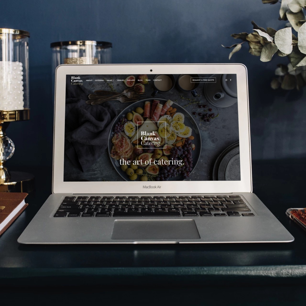 Case Study: Blank Canvas Catering - NEED: When Blank Canvas Catering Co. was conceptualized as an arm of the Joseph Richard Group the goal was to identify and create a website that would stand out amongst the competition and show off the capabilities and variety that the culinary team can offer as well as its ability to service all types of events.SOLUTION: We created a clean and creative website in Word Press for Blank Canvas that highlighted their various menu offerings, venue partners as well as the team that operates the business.RESULTS: Since the website has launched, their business has tripled, and their web traffic has grown month on month and continues to rise.