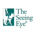 The Seeing Eye  Assists visually impaired people gain independence, self-confidence, and dignity through the use of dogs.