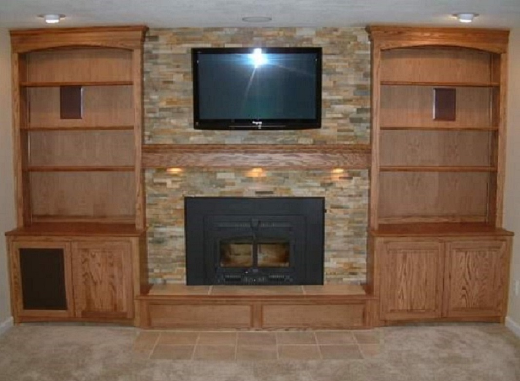 Extreme Fireplace Makeovers