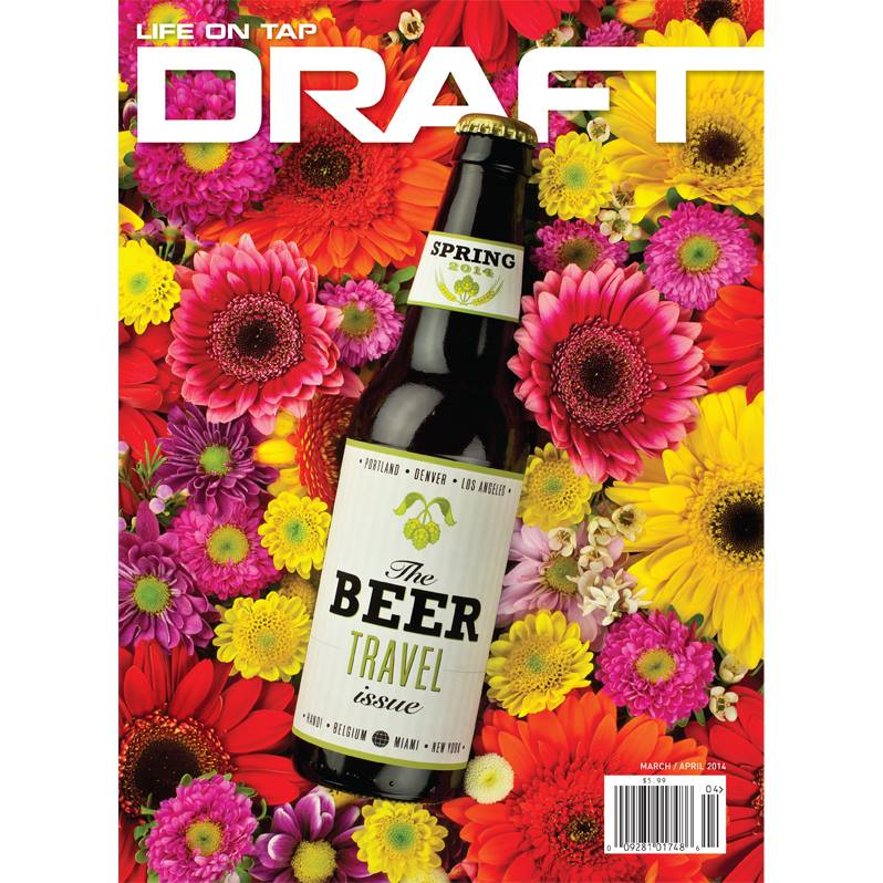 Miami craft beer feature , DRAFT Magazine