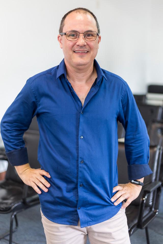 Marcos Tocafundo  Psicólogo. Master Practitioner e Trainer em PNL.