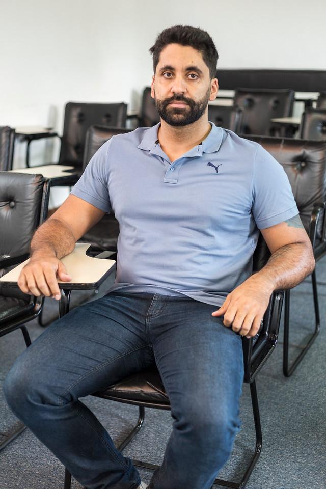 Marcelo Pinheiro  Coach. Master Practitioner em PNL