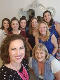 Mary Kay Team Training August 2018