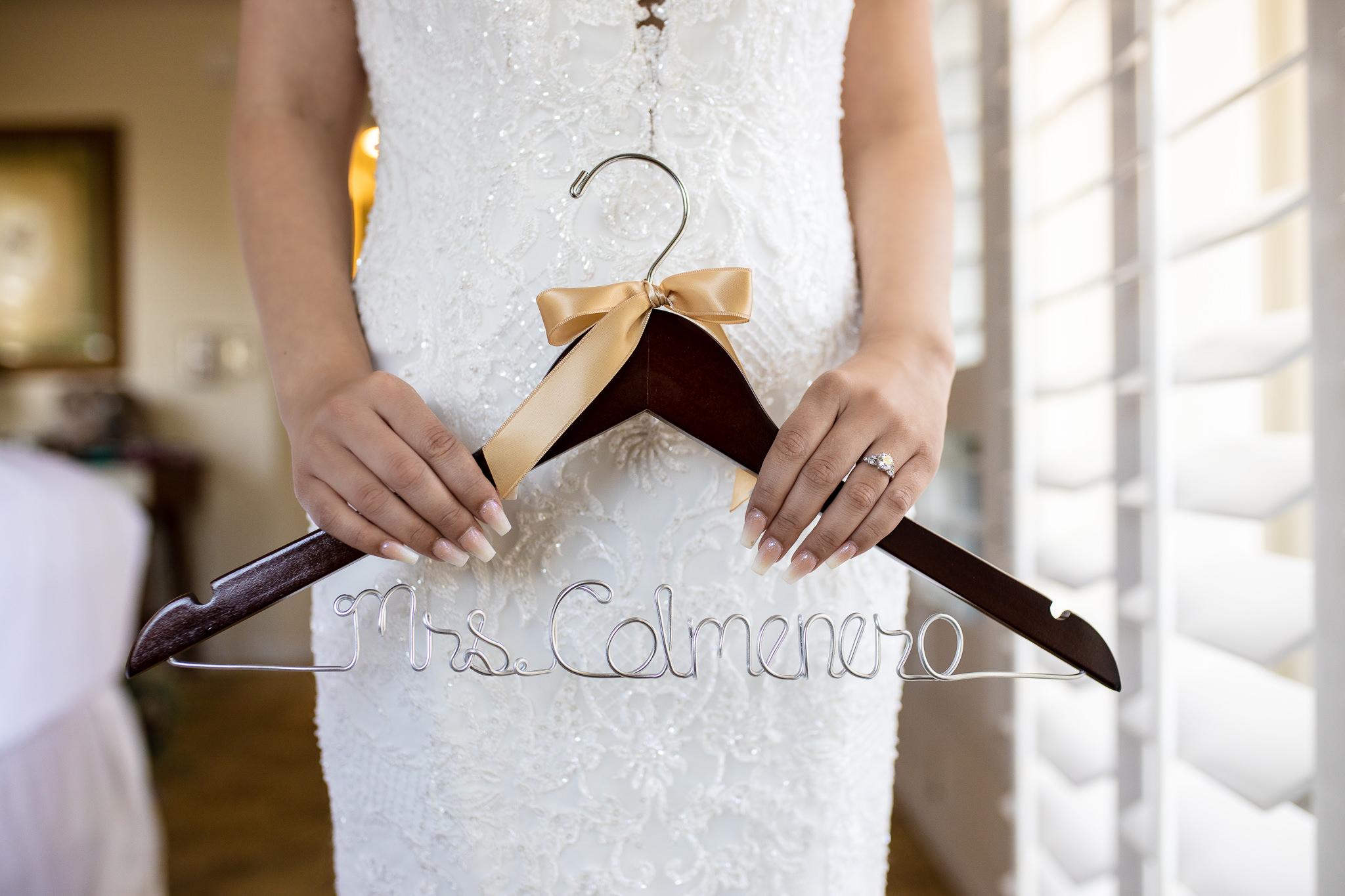 Wedding Hanger