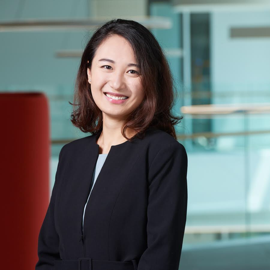 Lucy Luo - '18 MBA Associate (TPR '20)