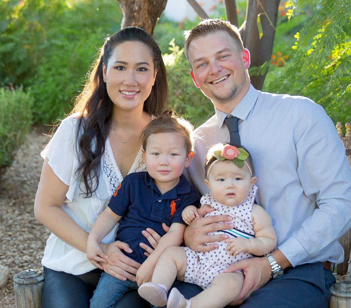 Dr. Sarah Chang & Dr. Maxwell Johnson, Bria Dental
