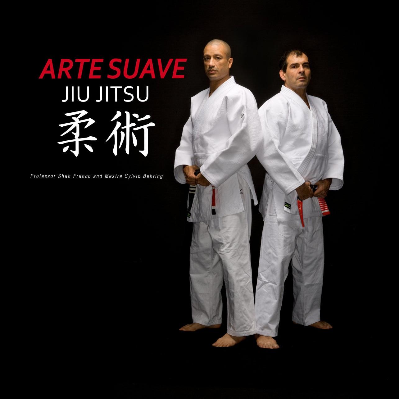 Arte Suave Jiu Jitsu Book