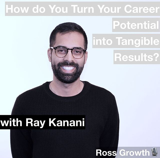 ...and Ross Growth Podcast officially hits episode #30, yay! ⠀ ⠀ And for this interview, I caught up with Ray Kanani, who is deeply involved in Product Management and User Experience to talk about career growth.⠀ ⠀ We also chat about: Ray's career, what matters in hiring, failures and why they don't matter; favourite business books. ⠀ ⠀ Give it a listen! (link is in the bio)