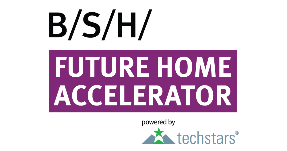 Proud member - BSH is the largest home appliance manufacturer in Europe (Bosch, Siemens, etc.)Techstars is the world's top accelerator and the worldwide network that helps startups succeed.