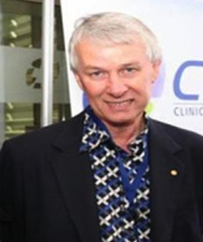 Sir Richard J. Roberts, Ph.D., Nobel Laureate