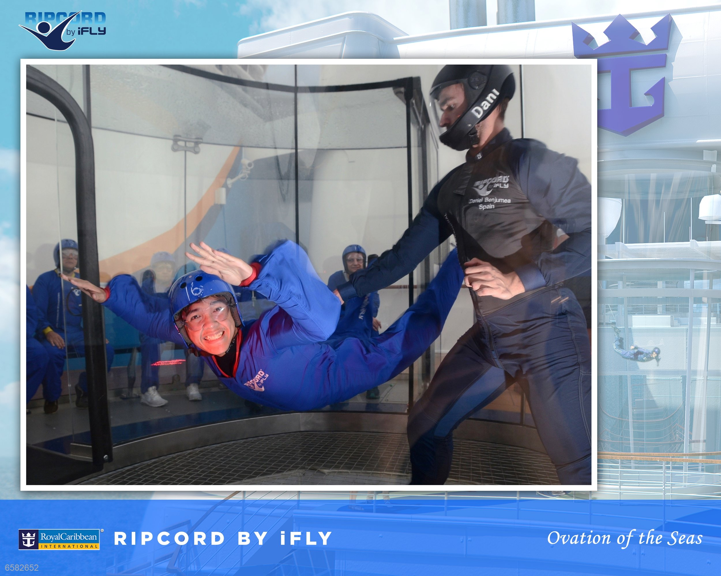 RIPCORD BY iFly - DECK 15 AFT