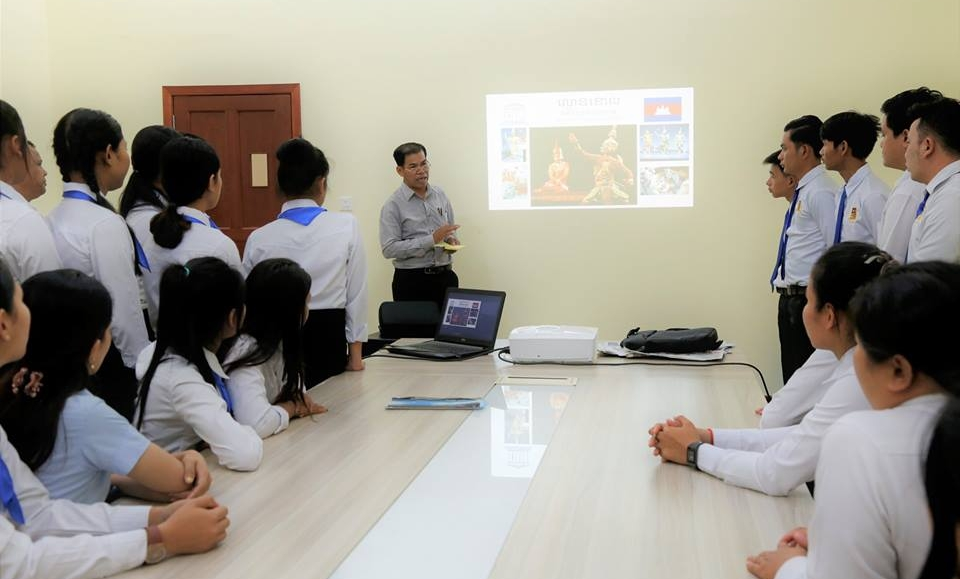 World Youth Tourism and Hospitality School (WYTHS)