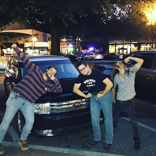 flexin on the flex Columbus Ga #1 #flexinontheflex #ford #flex @ford #preachervan #band #colin #lane #brooks