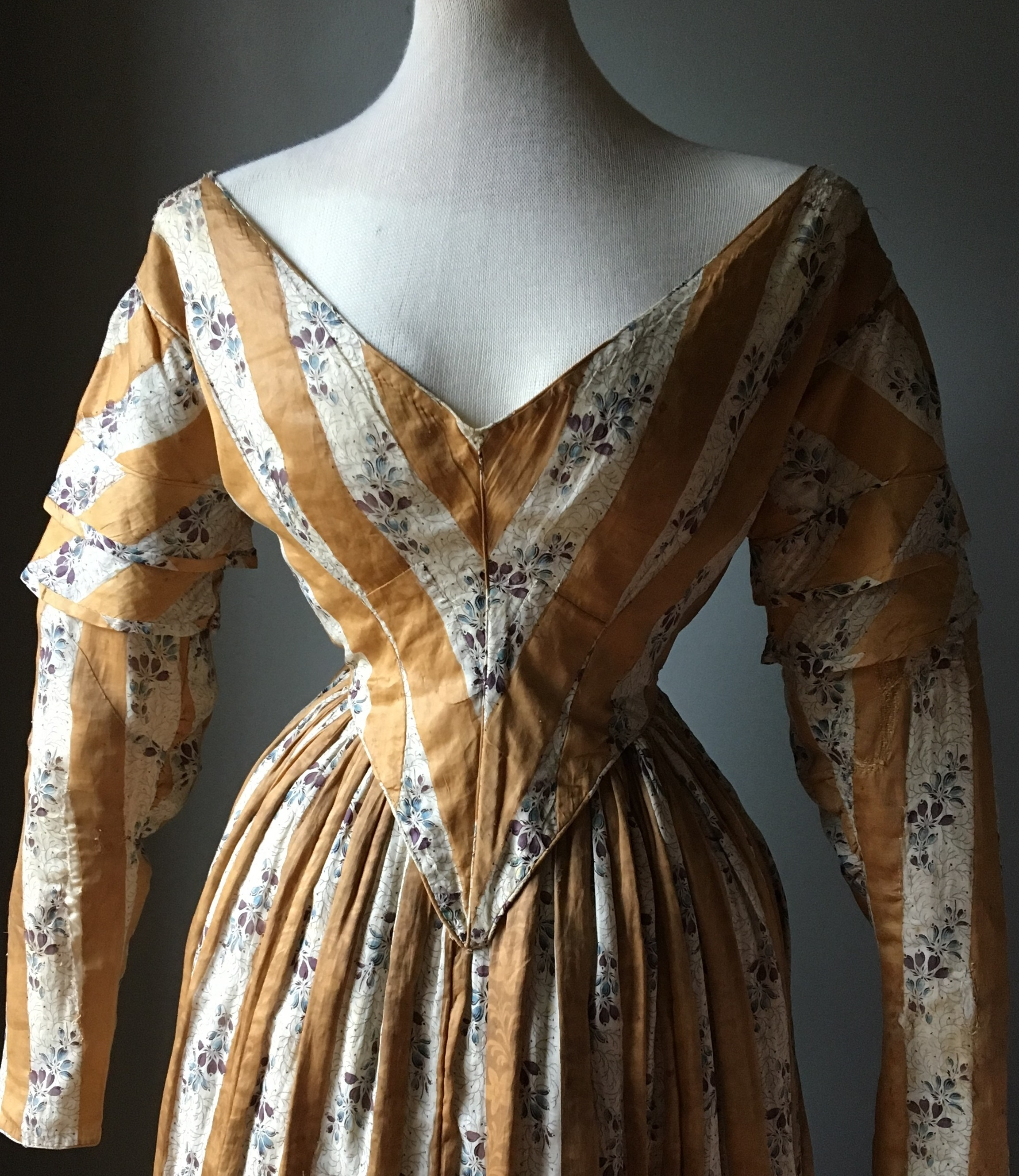 Costume - Narryna has a as nationally-significant collection of 19th and early 20th century costume and dress.