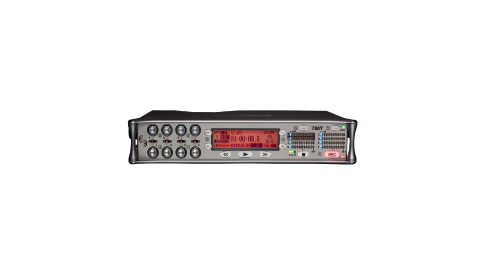 Sound Devices 788T - 12-track digital recorder