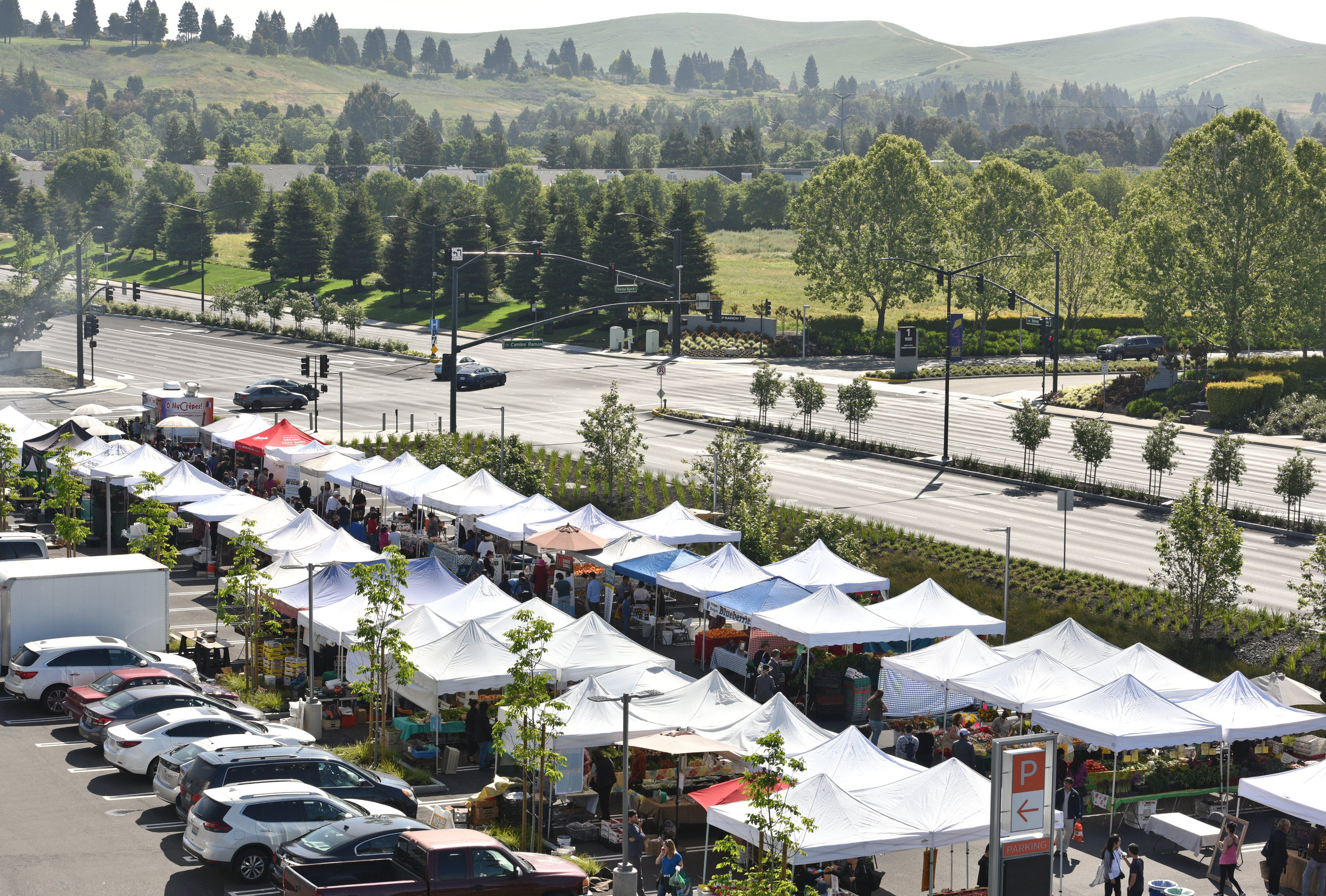 Saturday Market at City Center Bishop Ranch