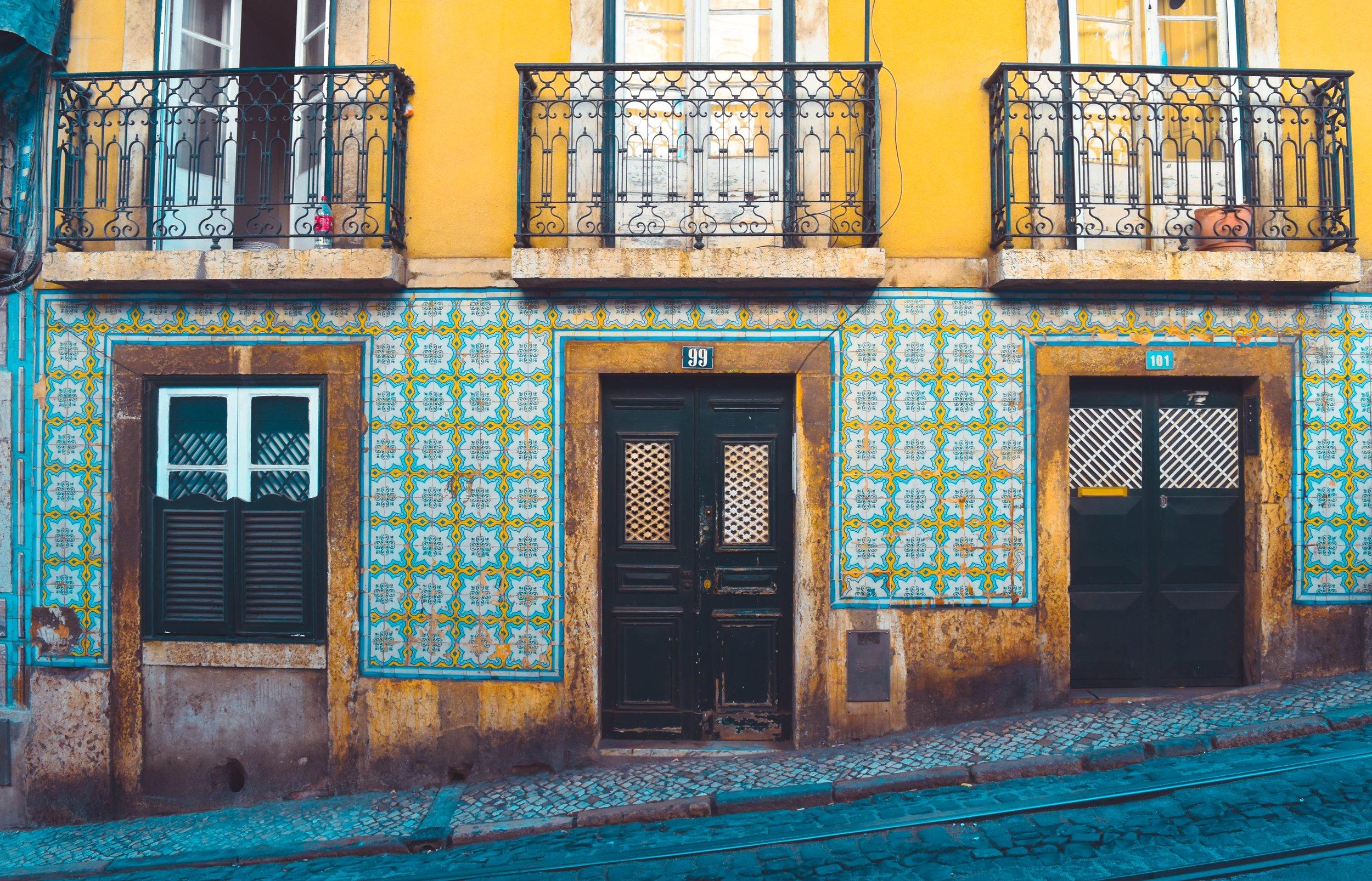 Lisbon, Portugal by Diego Garcia via Unsplash