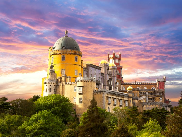 National Palace of Pena via Business Insider