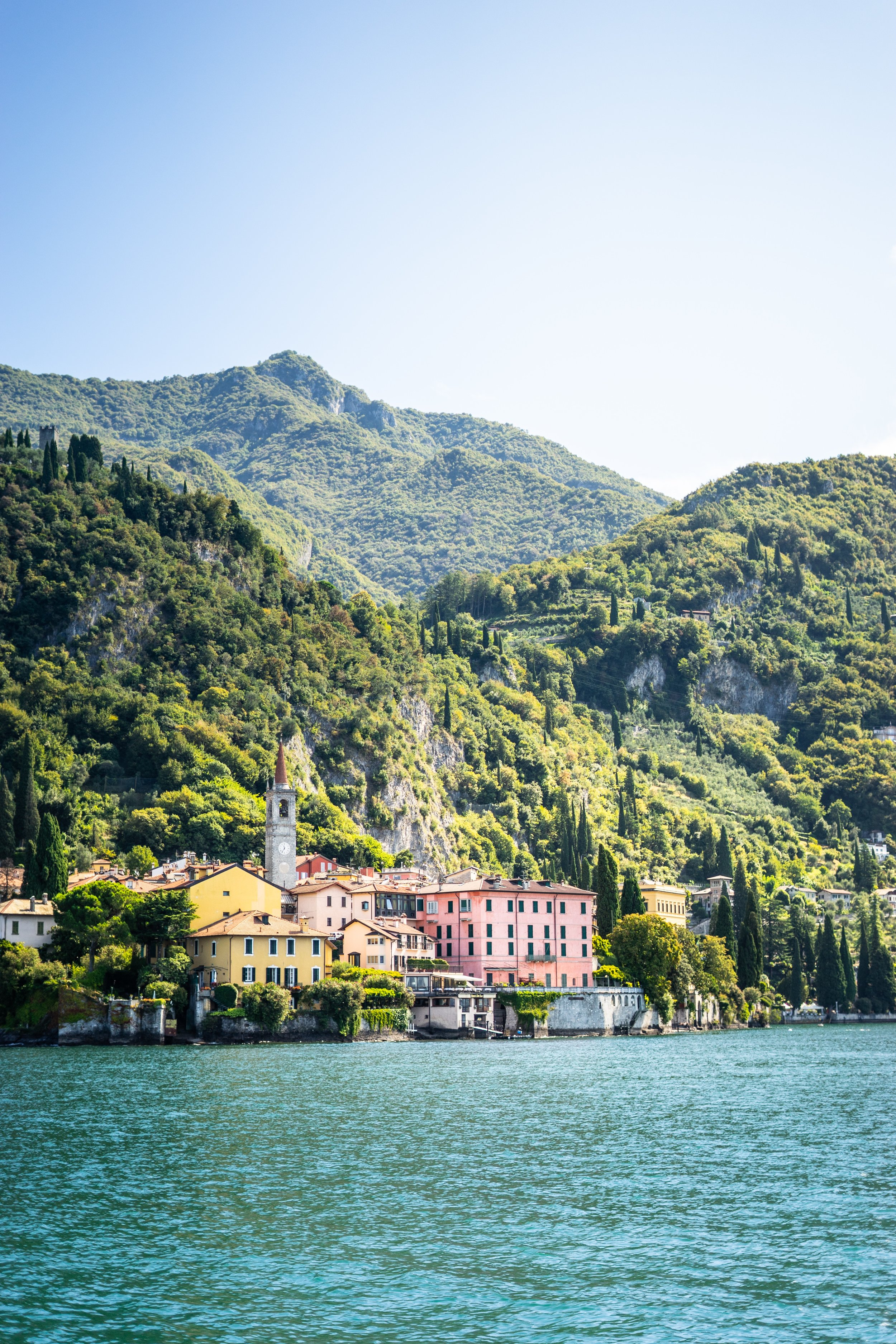 Lake Como, Italy by Jef Willemyns on Unsplash