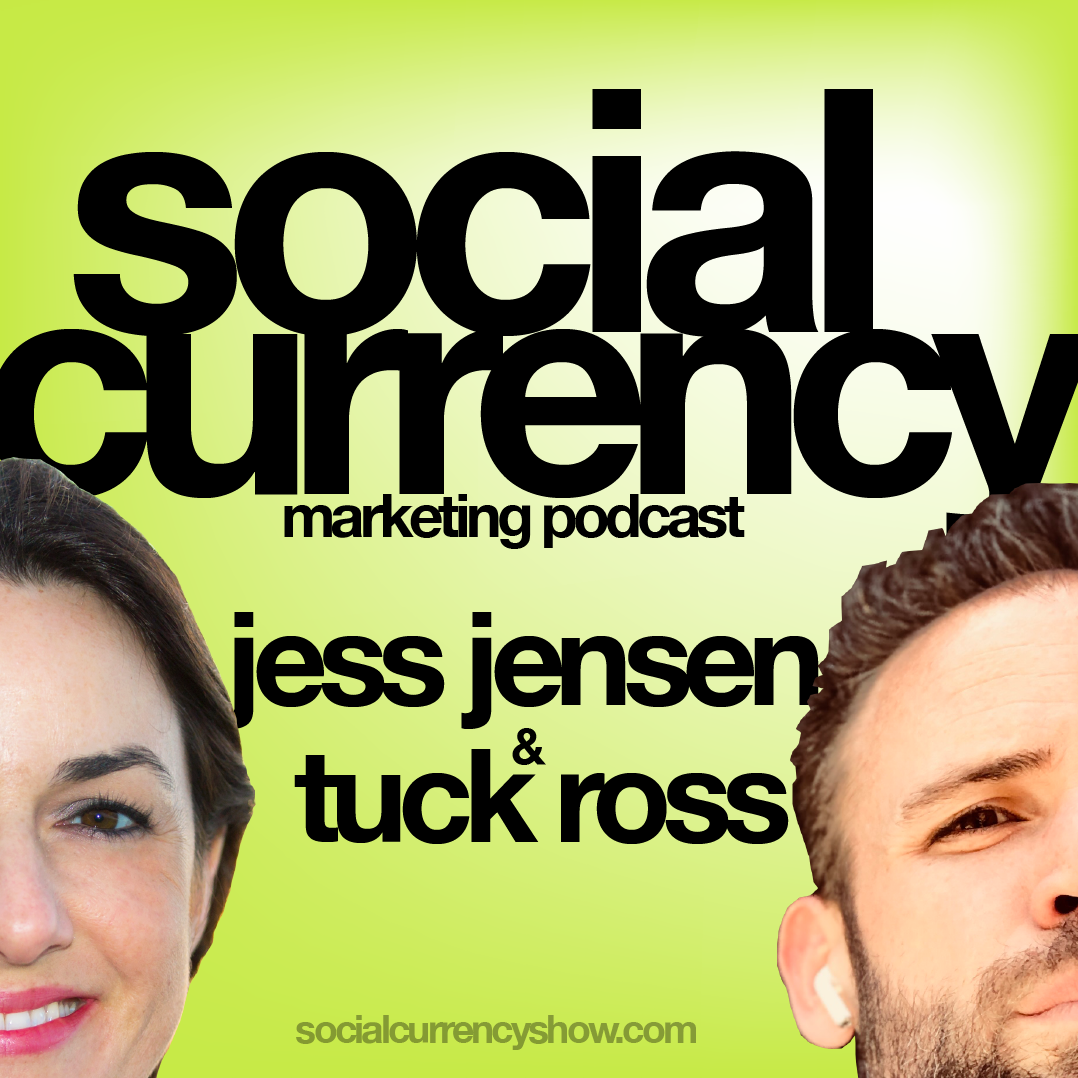 About the SHOW - Find out more about the Social Currency marketing podcast.