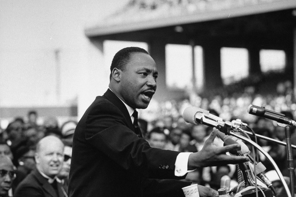"""""""The day we begin to no longer talk of things that matter, is the day our lives begin to end."""" - - Dr. Martin Luther King, Jr."""