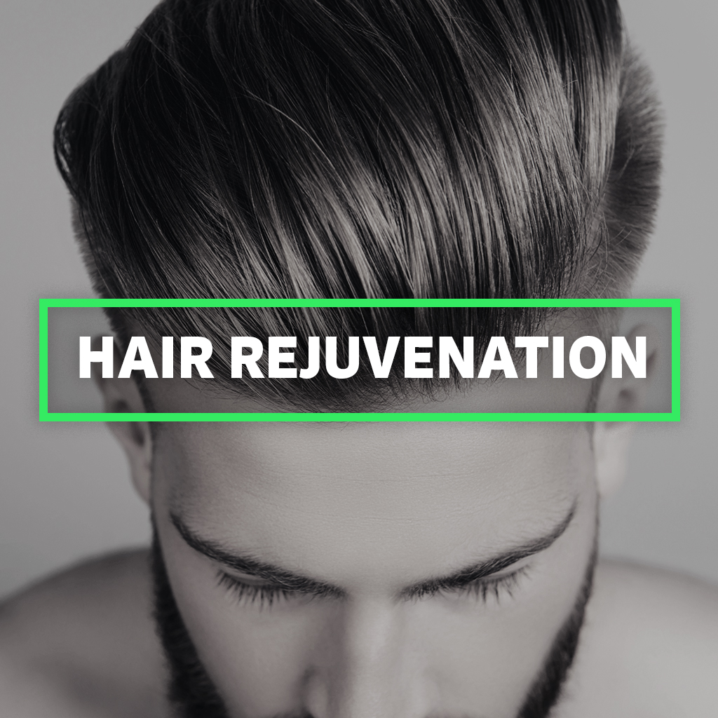 Hair Rejuvenation at Hela Medical Spa Washington DC