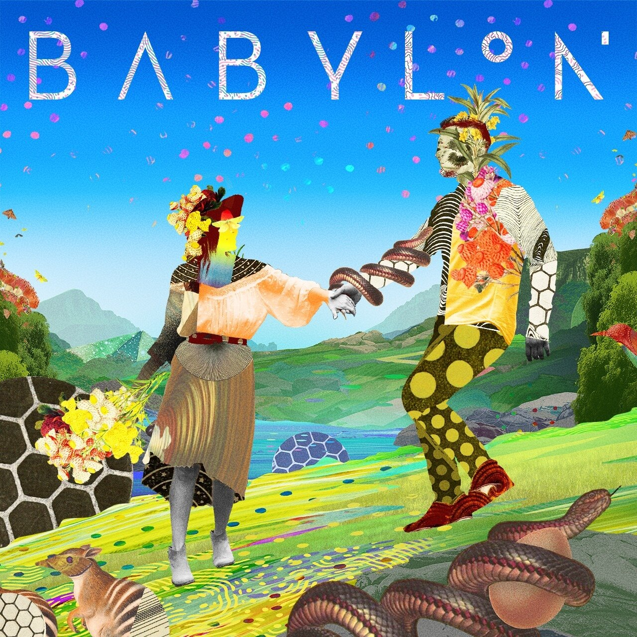 Babylon '20 - a musical event sitting on the corner of perception & reality