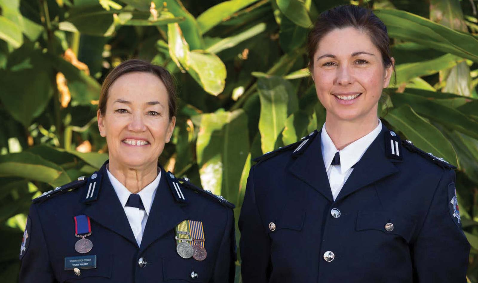 On Friday 14 September 2018, Trudy Walker and Donna Wheatley became the highest-ranking female firefighters at MFB when they successfully completed the Commander Development Program.