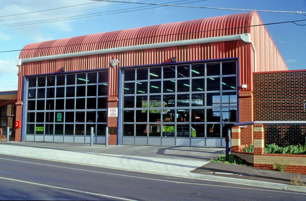 Oakleigh Fire Station today. MFB archive.