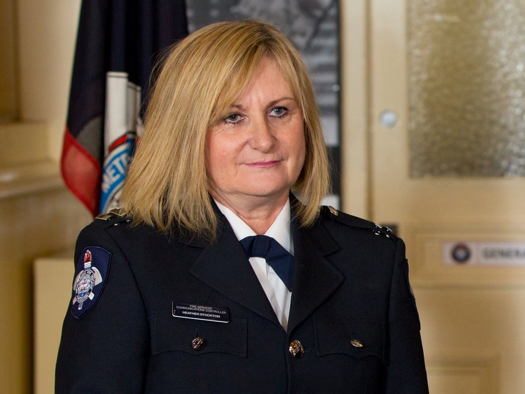 Heather Stockton (née Valle) was one of the first women to join MFB when the organisation began recruiting women into operational roles in 1983.
