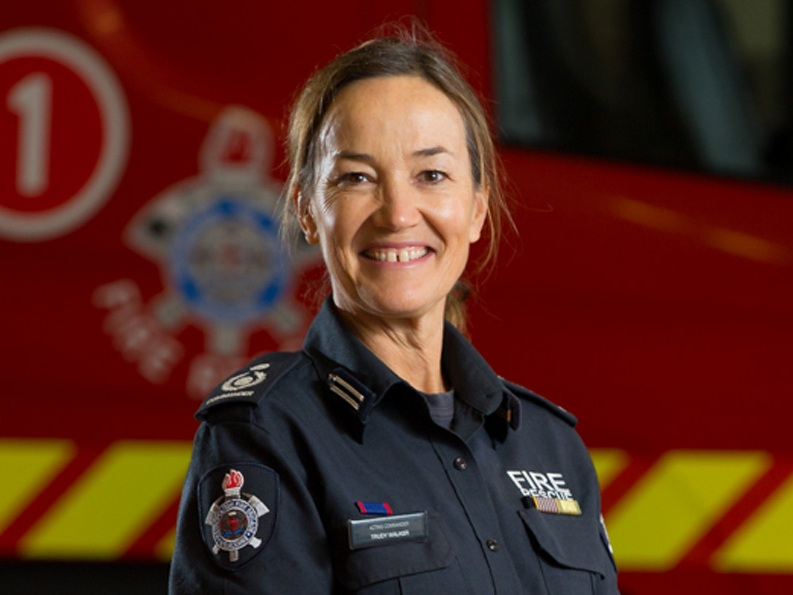 In September 2018, Trudy Walker, along with Donna Wheatley, became the first female Commander in MFB history. Joining MFB when she was…