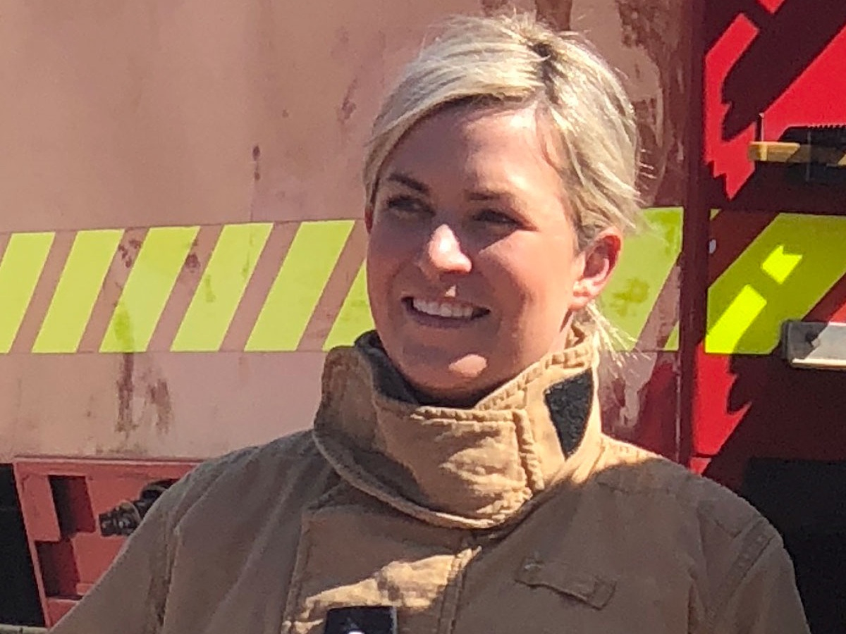Rachel Cowling comes from a long line of firefighters – five generations to be precise. In 2005 Rachel became the first female firefighter in her family.