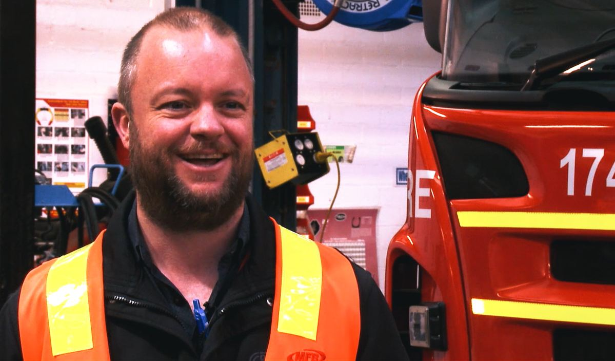 "Recognising and appreciating MFB dads - We spoke to MFB dads across the workshops, corporate offices and operations to hear about juggling fatherhood with work. Kim Wiley, Manager Fleet Asset, said that best parenting advice he received is to ""not be too proud to ask for help, because it's hard. It really is hard yakka being a parent""."