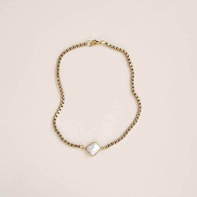 Misty Pearl chocker back in stock ⭐☀️⭐