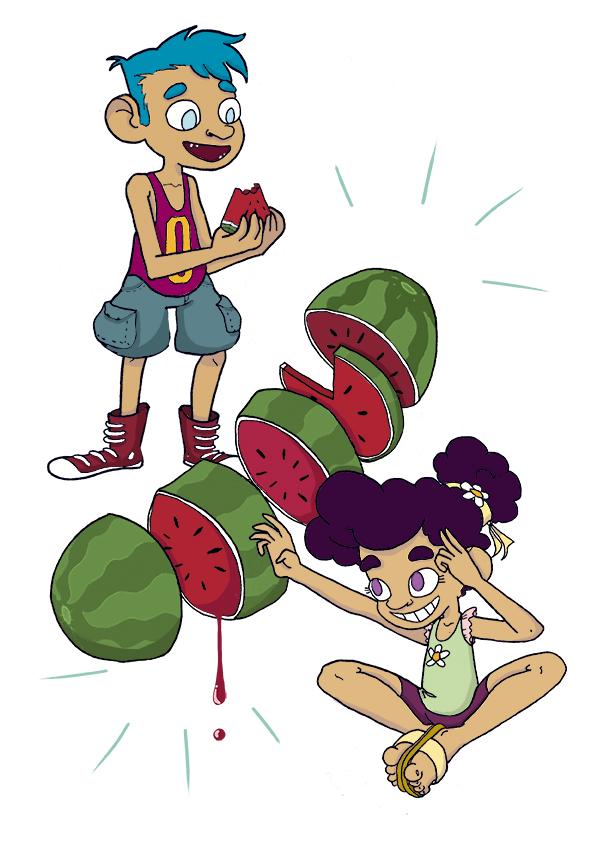 Awesome Fruit