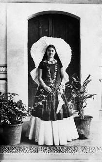 A proud Tehuana.