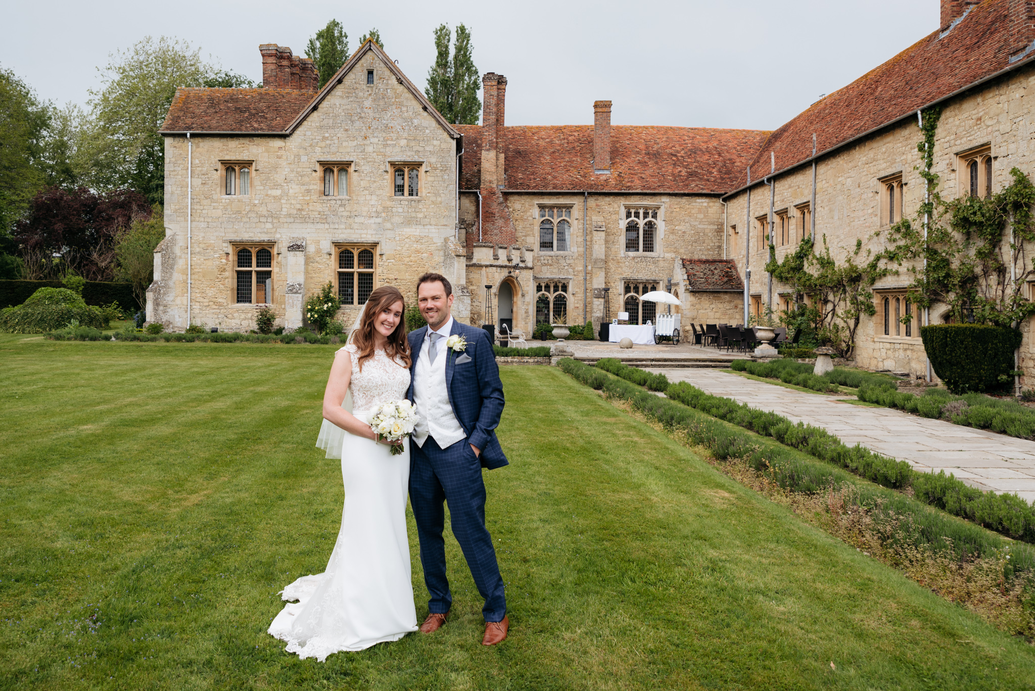 Racheal & Jonathan - Notley Abbey Learn more